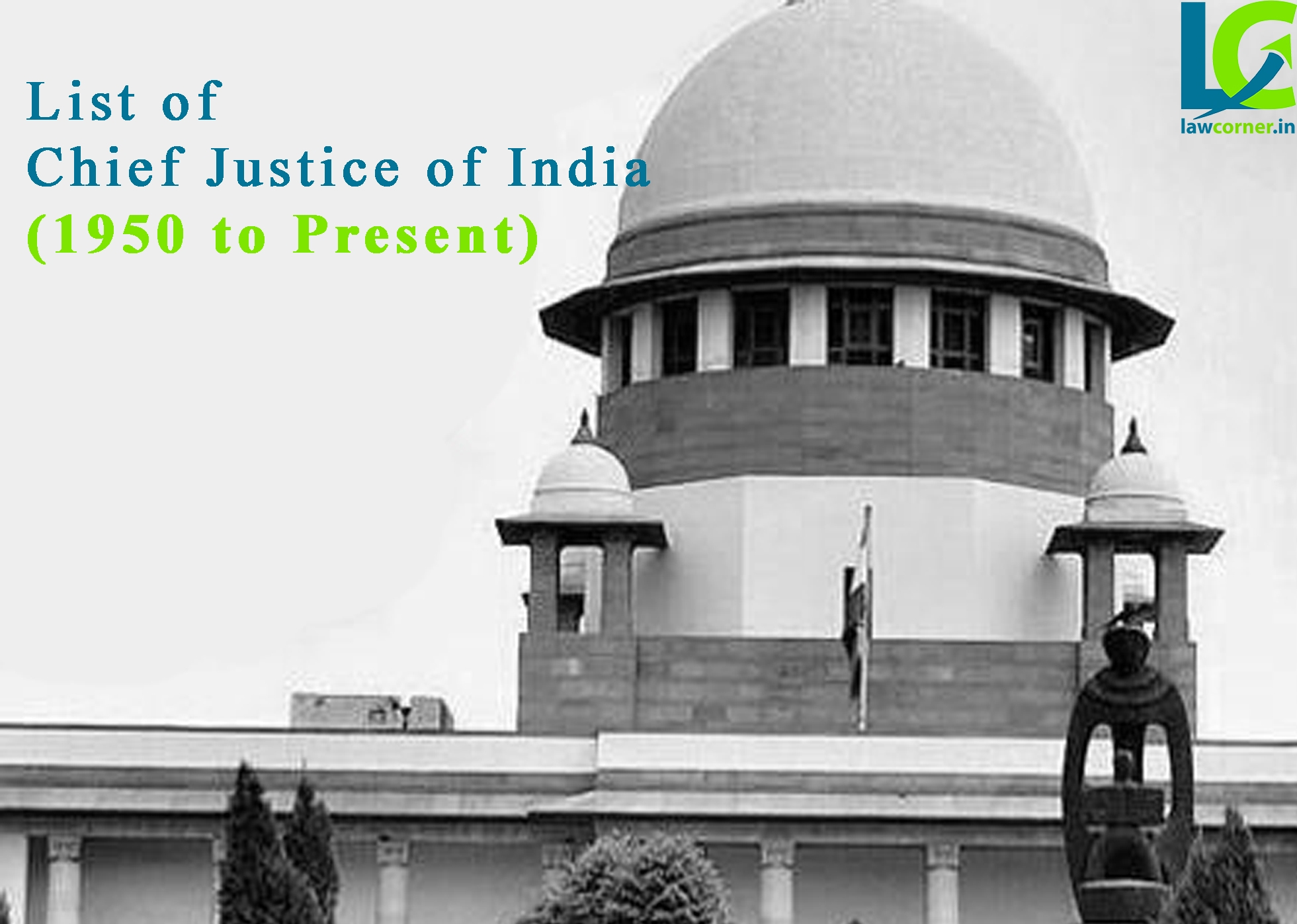 List of Chief Justice of India