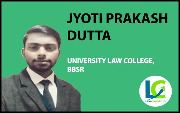 Jyoti Prakash Dutta