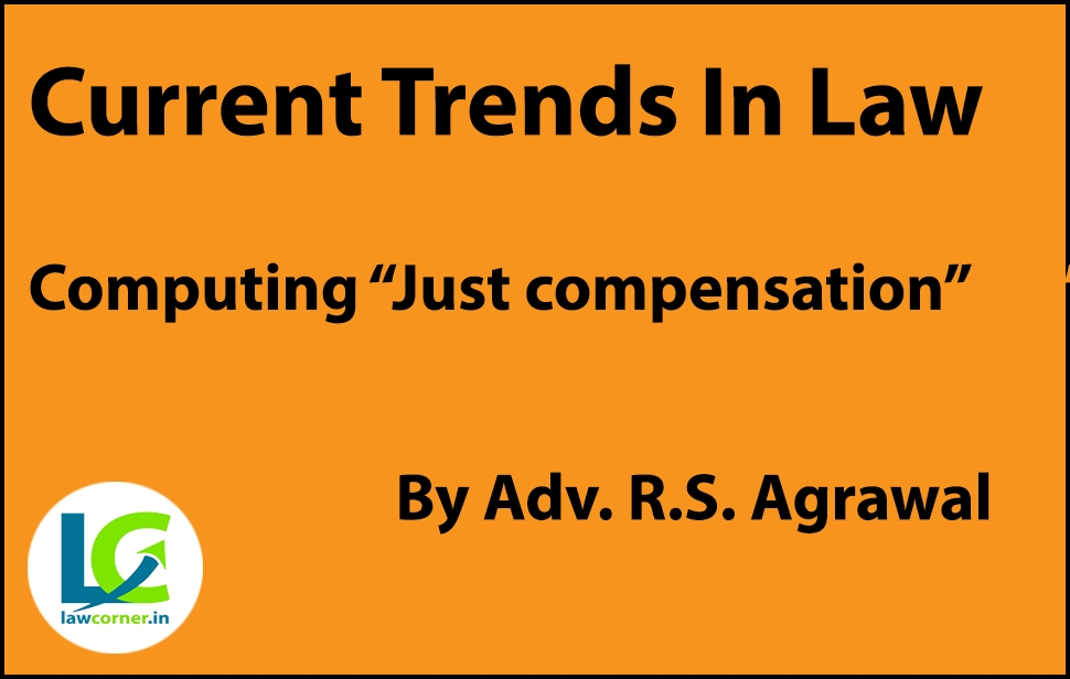 Current trends in law
