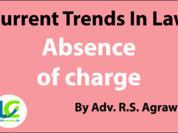 Absence of Charge