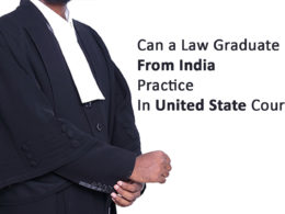 Can a Law Graduate from India practice in United State
