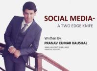 social media a two edge knief