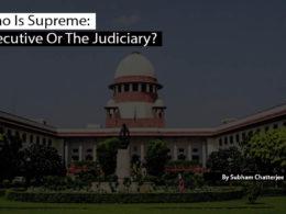 Executive Judiciary