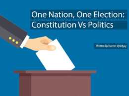 One nation one election
