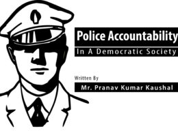 Police Accountability in a democratic society