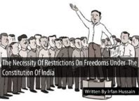 Restrictions On Freedoms