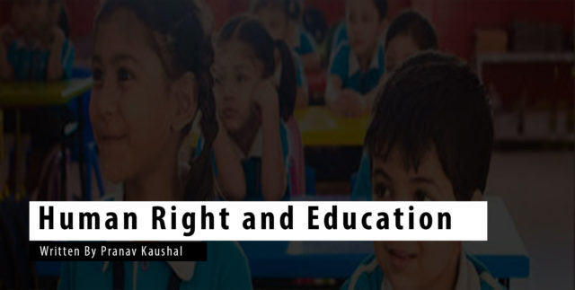 education and human right