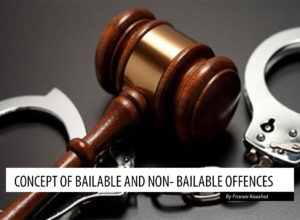bailable and non bailable offences