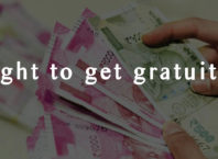Right to get gratuity